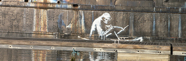 banksy for bursaries