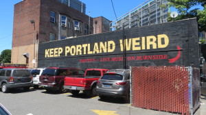 "Portland is known for being a bit on the ""alternative"" side"